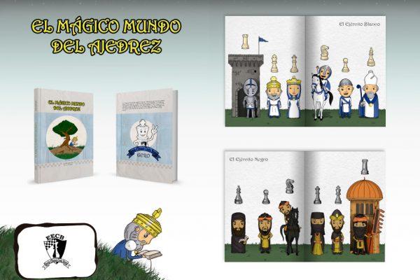 Ilustración libro álbum