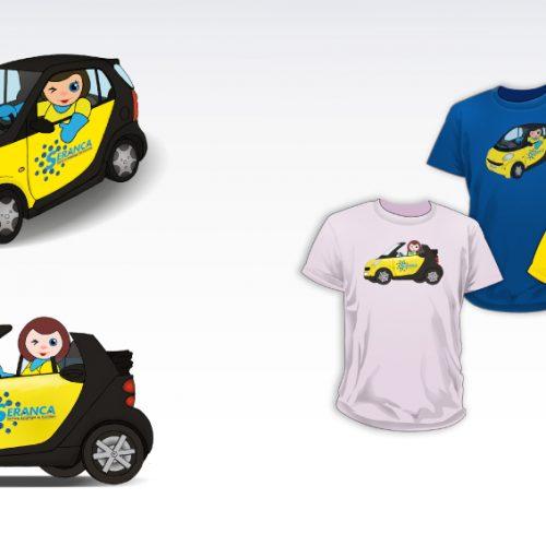 Diseño gráfico camisetas