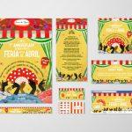 diseño gráfico cartel Feria de Abril