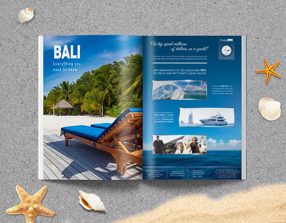 Diseño gráfico publicidad